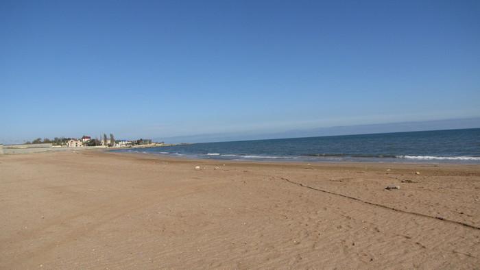 Каспийское море: